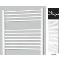 Plieger Palermo designradiator horizontaal 1702x600mm mat wit 921W - 7252435