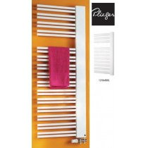 Plieger Frente Sinistra designradiator horizontaal links 1210x600mm antraciet metallic 690W - 7252943