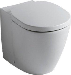 Ideal Standard Connect closetpot diepspoel PK back to wall - E823101