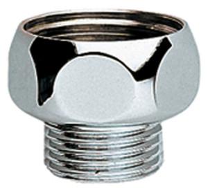 """Grohe Relexa adapter 1/2""""x3/4"""" voor slang - 28817000"""