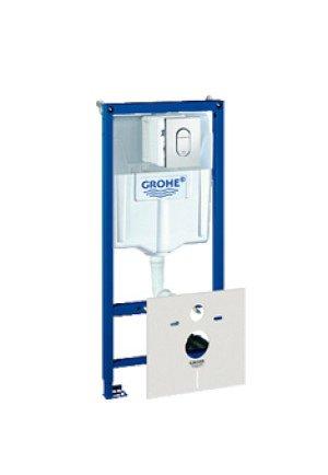 Grohe Rapid SL WC-element incl. bedieningsplaat Arena Cosmopolitan - 38929000