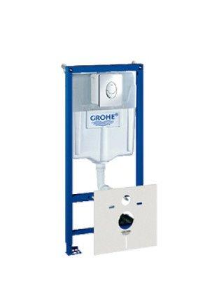 Grohe Rapid SL WC-element incl. bedieningsplaat Skate Air - 38750001