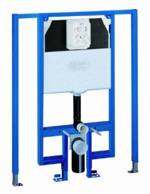 Grohe Rapid SL WC-element v. ondiepe inbouw en uittrekbaar tot 110cm - 39063000