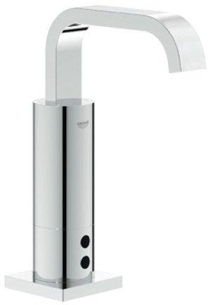 Grohe Allure E 1-gats wastafelkraan infrarood z. menging z. waste (230V) 230V - 36096000