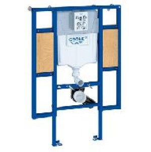 Grohe Rapid SL WC-element mindervalide 50cm m. zijsteunen   - 39140000