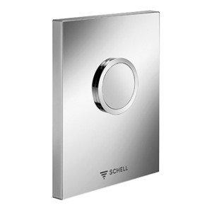 Schell Compact Verona urinoir bedieningsplaat - 28000699