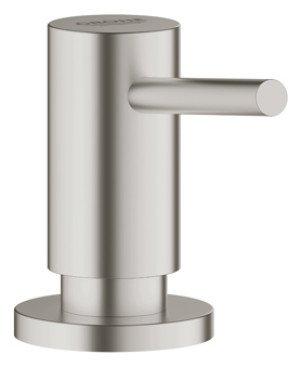 Grohe Cosmo zeepdispenser 1-gats RVS look - 40535DC0