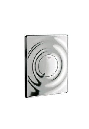 Grohe Surf WC bedieningsplaat SF verticaal 156x197mm chroom - 37063000