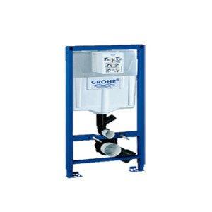 Grohe Rapid SL WC-element m. aansluiting voor externe geurafzuiging - 39002000