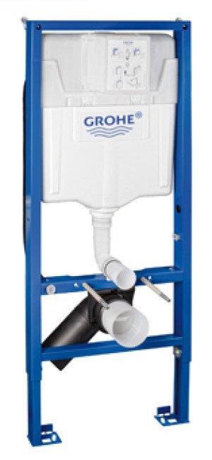 Grohe Rapid SL WC-element voor douchewc - 39112000