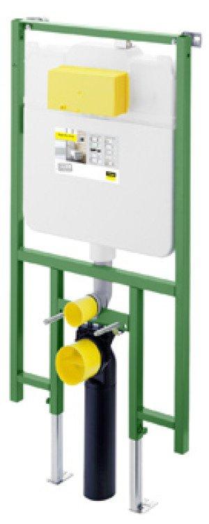 Viega Eco Plus WC-element 1F-UP - 695569