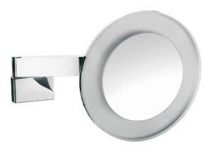 Emco scheerspiegel m. LED-verlichting m. vaste aansluiting (factor 3) - 109600128