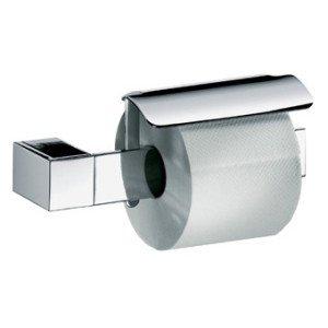 Emco Liaison closetrolhouder met klep - 170000100