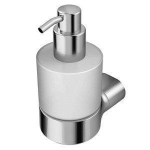 Geesa Wynk zeepdispenser wandmodel - 451602