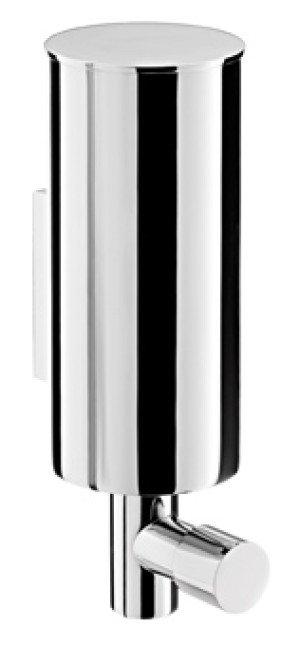 Emco System 2 zeepdispenser metaal m. diefstalbevestiging - 352100102