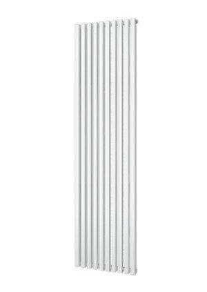 Plieger Siena designradiator verticaal enkel 1800x462mm wit 1094W - 7253141