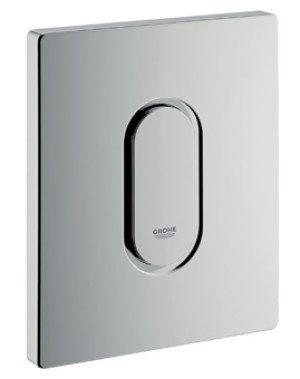 Grohe Arena Cosmopolitan urinoir bedieningsplaat chroom - 38857000