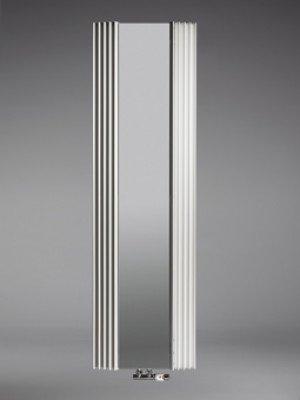 Jaga Iguana Visio designradiator met spiegel - VISW180051333MM