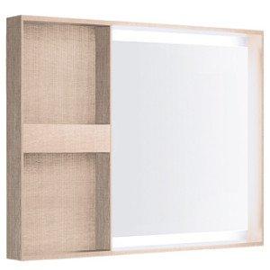 Keramag Citterio spiegel m. verlichting LED lichtlijst beige - 835635000