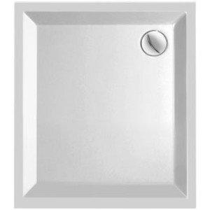 Plieger Kwadrant kunststof douchebak acryl rechthoekig - 942117