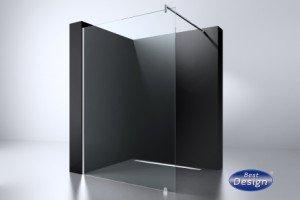 Best-Design Erico inloopdouchewand 87-90x200cm - 3880000