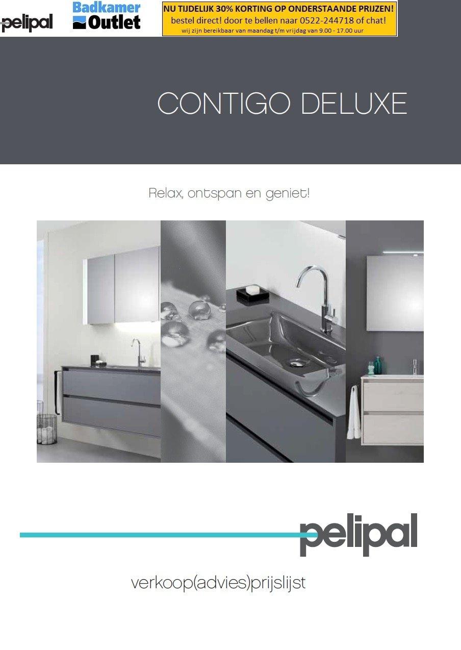 Pelipal Contigo Deluxe badkamermeubels